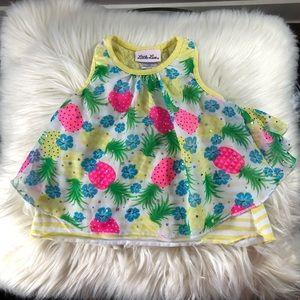 Little Lass-Toddler summer dress